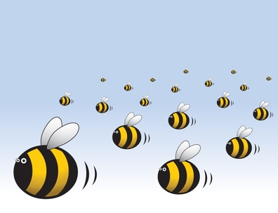 Swarm or bees